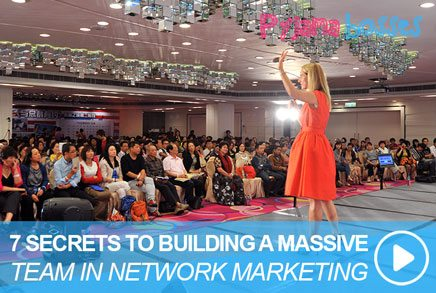 7 Secrets to Building a Massive Team in Network Marketing