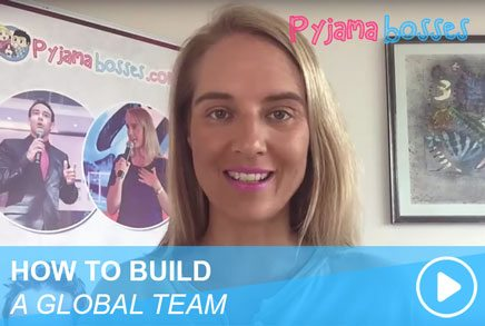 HOW TO BUILD A GLOBAL TEAM