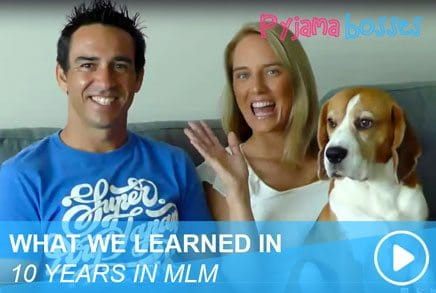 WHAT WE LEARNED IN 10 YEARS IN MLM