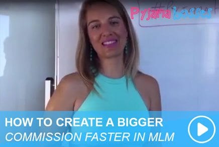 How To Create A Bigger Commission Faster In MLM?