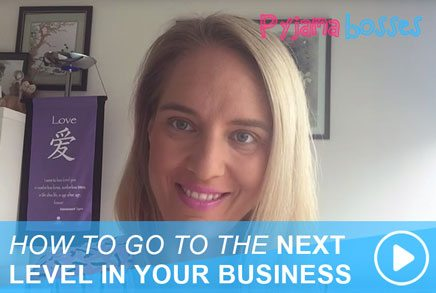 HOW TO GO TO THE NEXT LEVEL IN YOUR BUSINESS
