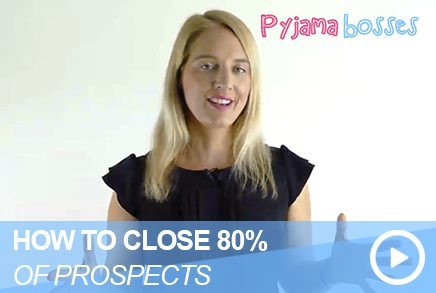 How to close 80% of prospects