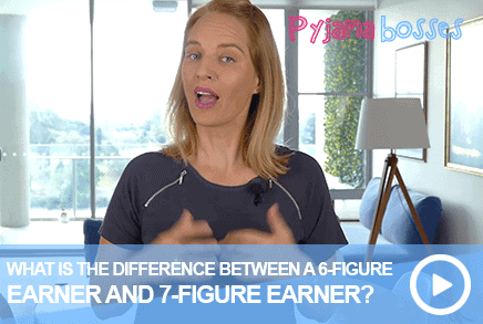 What Is The Difference Between A 6-Figure earner and 7-Figure Earner?