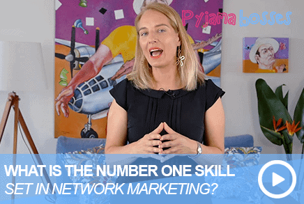 What Is The Number One Skill Set In Network Marketing?