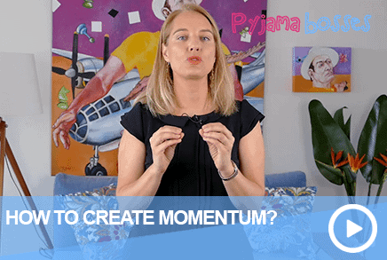 How To Create Momentum?
