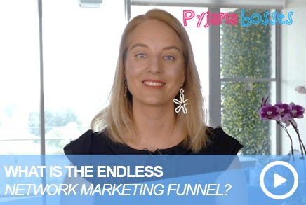 What Is The Endless Network Marketing Funnel?