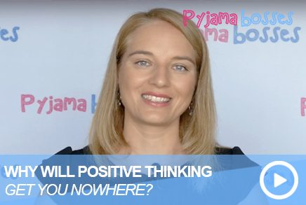 Why Will Positive Thinking Get You Nowhere?