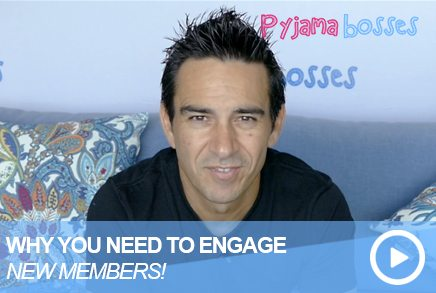 Why You Need To Engage New Members