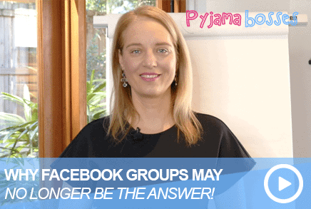 Why Facebook Groups May No Longer Be The Answer