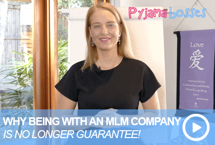 Why Being With An MLM Company Is No Longer Guarantee Of Success