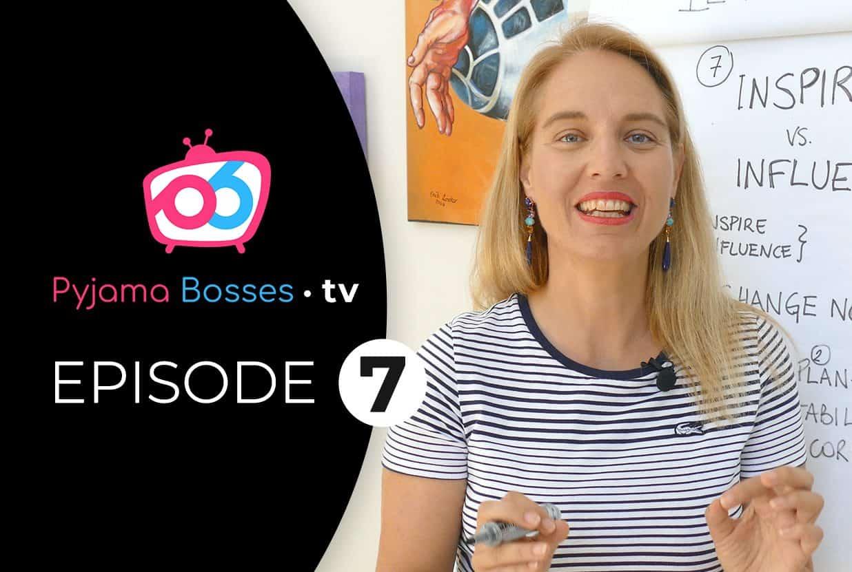Pyjama Bosses TV-Episode 7