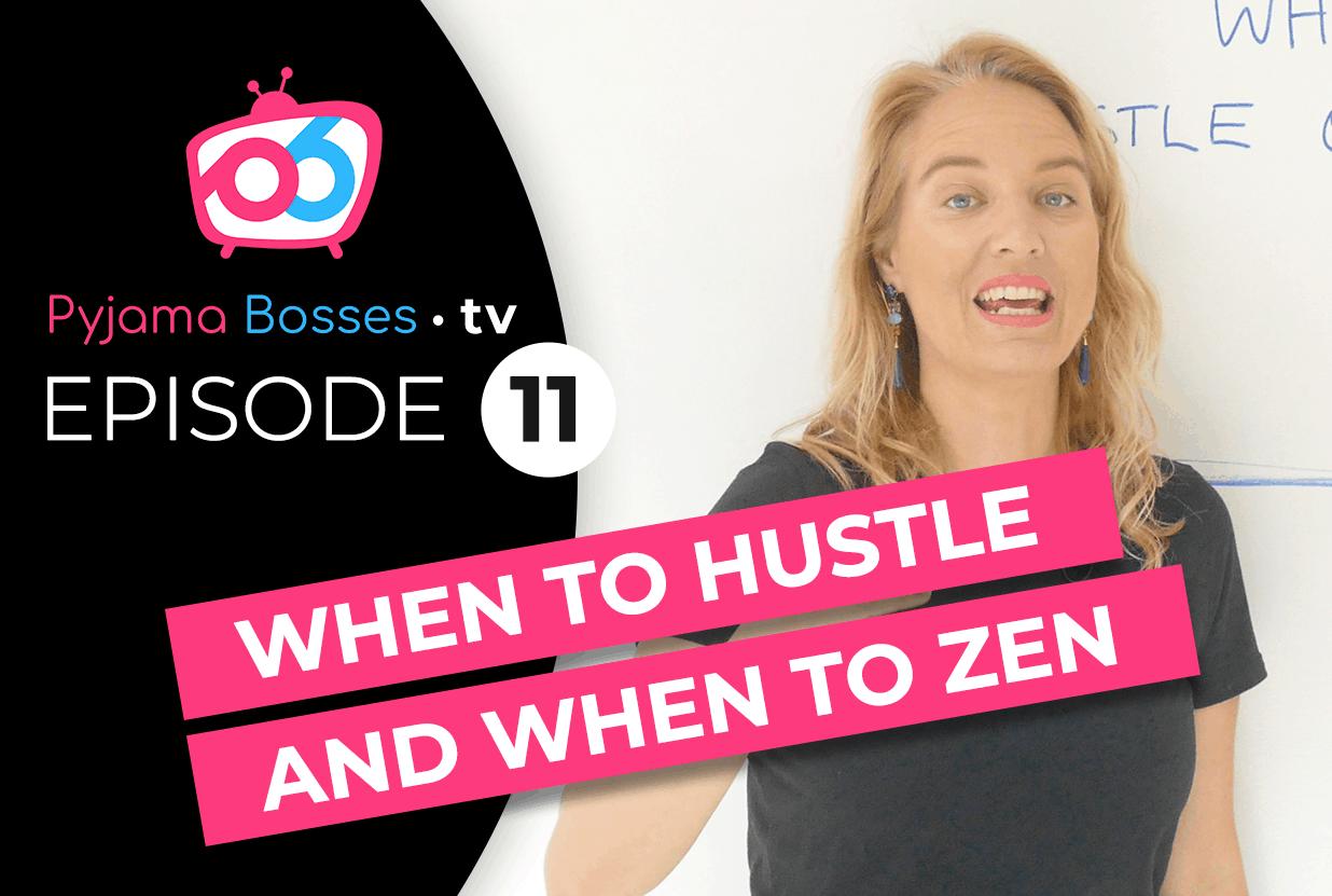 Pyjama Bosses TV-Episode 11